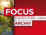 Focus Archiv Logo Button breiter