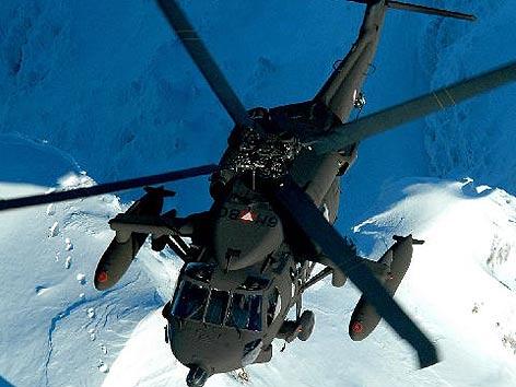 Black Hawk Hubschrauber Bundesheer