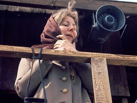 """Bibiana Zeller in """"Kain""""  aus dem Jahr 1972, Regie: Dietmar Schönherr"""