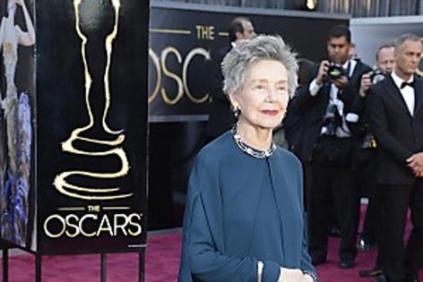Emmanuelle Riva bei Oscar-Verleihung