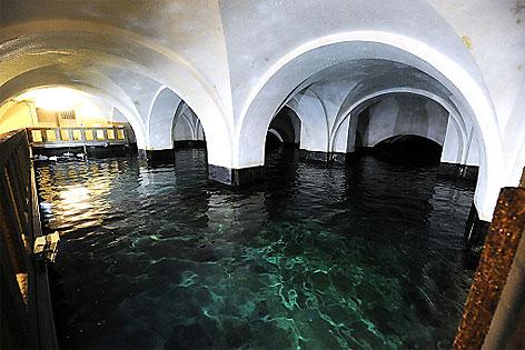 Trinkwasserbehälter der Wiener Wasserwerke