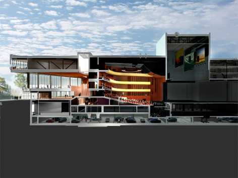 Neues Musiktheater in Linz Matinee