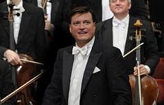 Clemens Thielemann mit der Sächsischen Staatskapelle Dresden