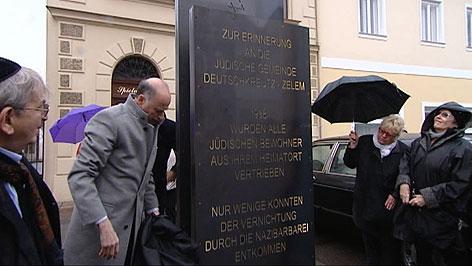 Denkmal in Deutschkreutz