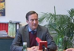 Der Wiener ÖVP-Chef Manfred Juraczka