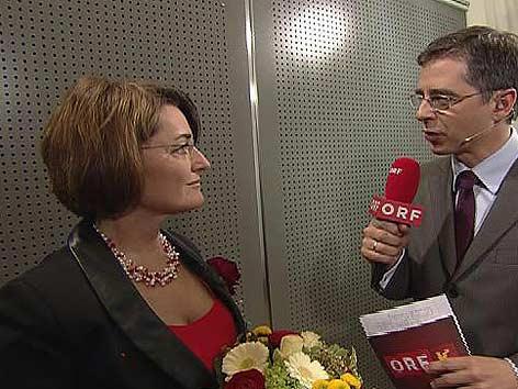 Beate Prettner, SPÖ