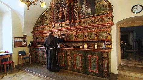 Franziskaner-Kloster in Güssing