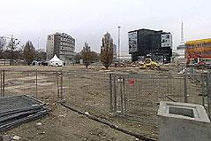 Neuer Standort der Sigmund Freud Privatuniversität im Prater