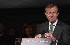ÖVP Wahlkampfauftakt Wilfried Haslauer