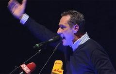 Heinz Christian Strache bei FPÖ Wahlkampfauftakt Stieglkeller