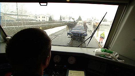 Güterverkehr im Südburgenland