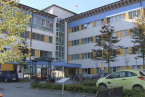 Krankenhaus Hallein