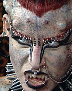 Mexican Vampire Woman