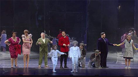 Eröffnung des Linzer Musiktheaters