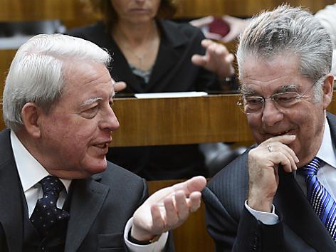 Roma Anerkennung Parlament