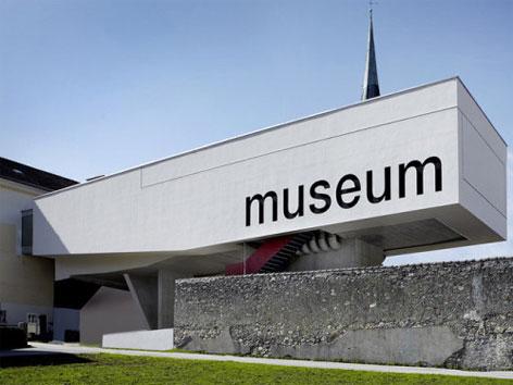 Neues Museum von außen