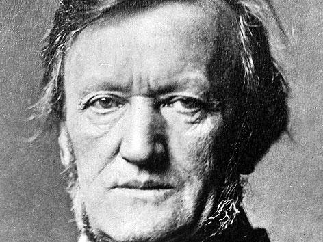 Archivbild von 1877 zeigt Richard Wagner