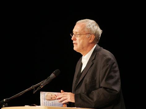 Wolfgang Bergmann Kinderpsychologe
