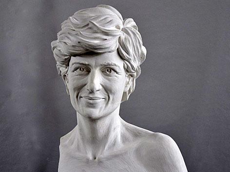 Büste Lady Diana