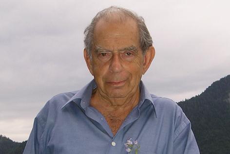 Portrait Paul Lendvai