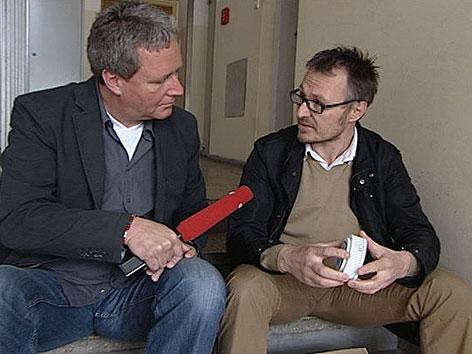 Peter Matha Mario Schwagerle Rauchmelder