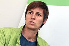 Astrid Rössler Grüne