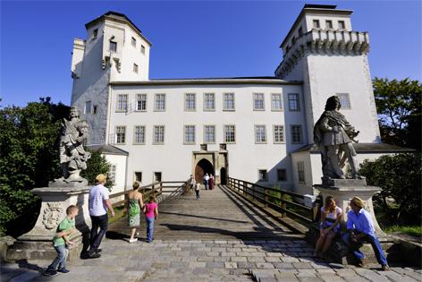 Schloss Asparn an der Zaya