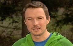 Gerald Bauer vom Sportzentrum Rif