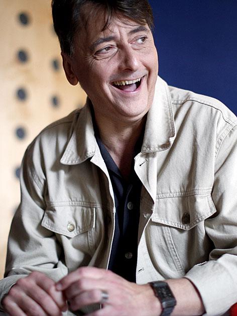 Sänger Günter Mokesch