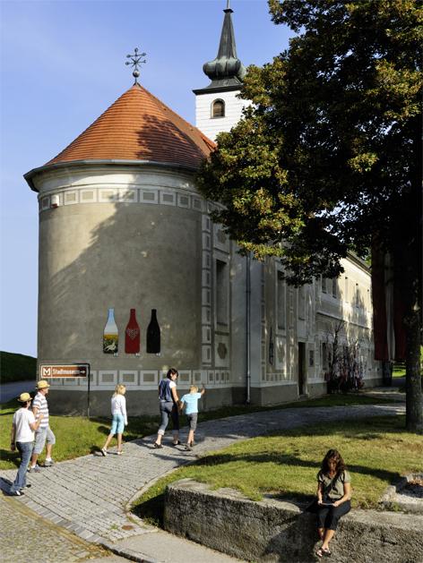 Ehemeliges Bürgerspital Poysdorf