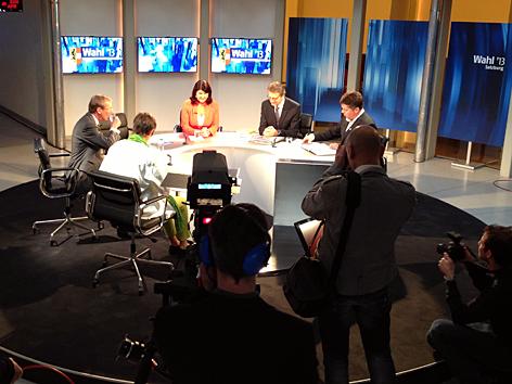 Pressestunde Landtagswahlen Spitzenkandidaten ORF