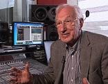 Walter Deutsch im Studio