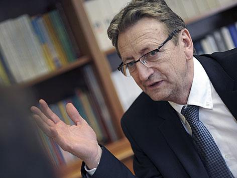 Karl Schnell FPÖ Politiker Wahlen