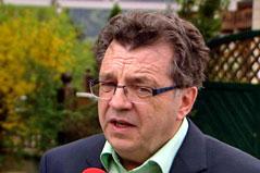 Hans Lindenberger, Spitzenkandidat vorwärts Tirol