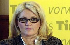 Vorwärts Tirol Kandidatin; Krumschnabel Andrea