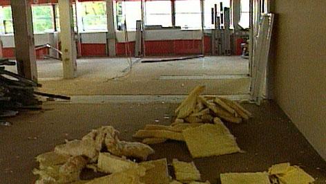 Umbau der Redaktion 1995