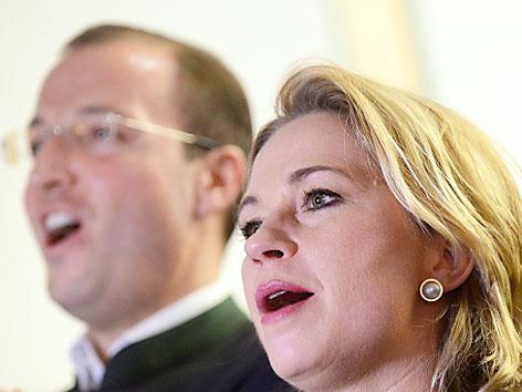 Ernest Gabmann und Elisabeth Kaufmann-Bruckberger