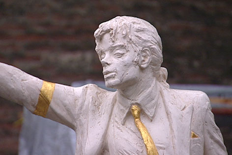 Statue Michael Jackson
