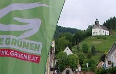 Grünen-Landesversammlung in Schwanberg