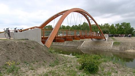 Brücke Einserkanal