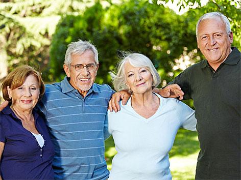 Bfreundete Senioren