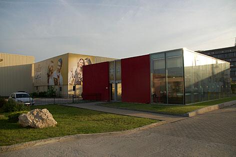 Firmensitz Heidi Chocolat