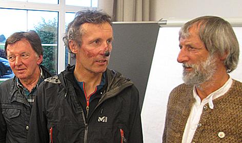 Rupert Hauer Extrembergsteiger Bergretter Alpinpolizist