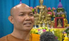 Mönch Phra Kru