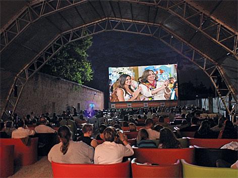 Kino im Schloss Neugebäude