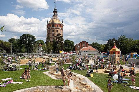Wasserturm Wienerberg