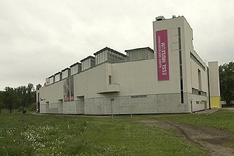 Essl Museum außen