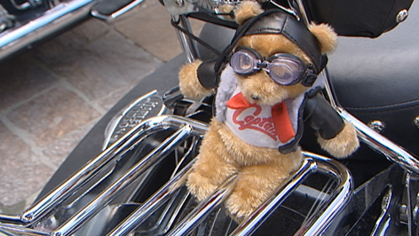 Harley Davidson-Fahrer