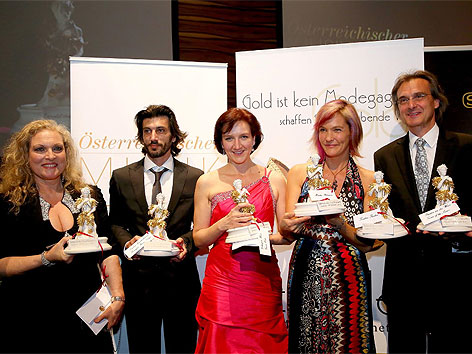Verleihung des Österreichischen Musiktheaterpreises - Einige Gewinner