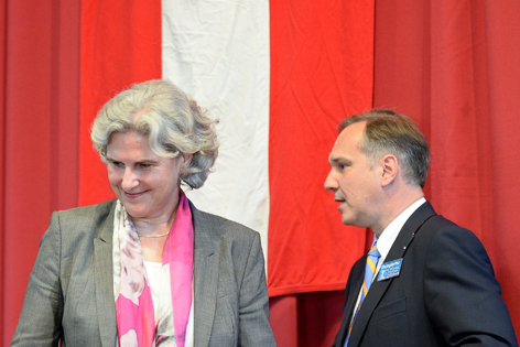 Barbara und Walter Rosenkranz